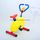 Passed ASTM En71 Test Colorful Indoor Fun Sports Steel Inflant Bike Gym for Children