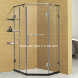 Hotel Type Sanitary Ware Beauty Bathroom Shower Enclosure (A-022E)