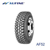 Chinese Top Brand, Aufine Truck Tyre 11r22.5 with Excellent Quality and Competitive Price