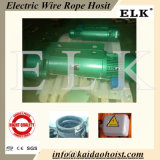 New Arrival Top Running Electric Wire Rope Hoist for Bridge Crane From Direct Manufacturer