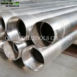 Stainless Steel 304L 316L API 5CT Standrad Smls/ERW Type Casing Pipe with Plain/Eue/Nue End