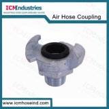 Australia Type S Surelock Male End Air Hose Fittings