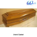 Italian Wooden High Gloss China Wholesale Casket and Coffin