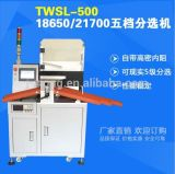 High Quality Multifunctional 18650 Li Ion Battery Cell Tester Twsl-500 for Battery Pack Wholesales