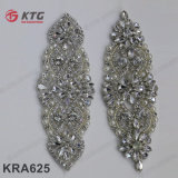 Wholesale Price Crystal Rhinestone Wedding Diamond Fancy Belt Bridal Sash Applique