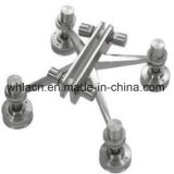 Stainless Steel Precision Investment Casting Glass Spider Fittings