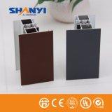 PVC, PA66, Heat Blocking Insulation Part Aluminium Extrusion Profile Aluminum Profile for Window Door Cabinet