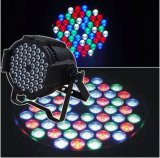 Professional Stage 54*3W RGBW PAR Can Wholesale Price LED PAR Lights Hot Sale Indoor LED Stage Lighting Cheap DJ Effect Lights
