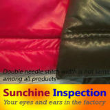 Down Jacket Pre-Shipment Inspection / Garment Inspection Services in All China