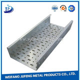 Aluminum Alloy Sheet Metal Fabrication Cable Bridge for Electrical Industry