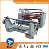 Hx-1300fq Conductive Fabric/Cloth/Roll Slitting Machine