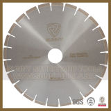 Silver Brazed Diamond Saw Blade for Granite Cutting Diamond Blade (SN-78)