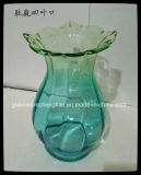Hand Made Colorful Glass Vases (V-030)