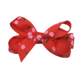 Hair Ribbon Bow Ribbon Flower Hair Clip