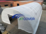 50' Wide Clear Span Structure Cold Resistant Warehouse Tent for Workshop Wholesale (JIT-508223T)