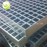 Hot-Dipped Galvanized Steel Grating for Floor and Trench