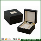 Hot Sale Vintage Single Black Wood Watch Box