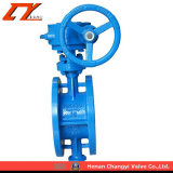 Double-Eccentric Two Direction Metal Sealing Butterfly Valve