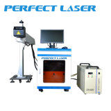 CO2 Laser Marking Machine Manufactures for Non- Metal on Leather Plastic Bottle 150W