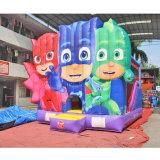 Pj Mask Cheap Custom Inflatable Bouncer Castle for Kids