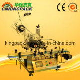 Automatic Table Type Flat Labeling Machine Label Applicator Sticker Labeling Packing Bottling Filling Capping Machine