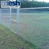 Low Price of PVC Coated Diamond Chain Link Fence on Sale