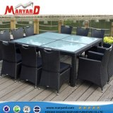 Best Hotel Outdoor Furniture and Outdoor Garden Light Wicker Rattn Dining Set