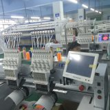 9/12 Colors Commercial Multi-Head Computerized Embroidery Machine for Any Fabric