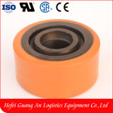 High Quality Forklift Parts Polyurethane Caster Wheel Made in China