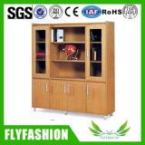 Wooden File Cabinet in Office (OD-148)