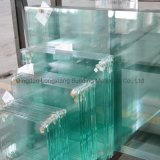 Custom Clear Frosted Flat Toughened Tempered Laminated Building Glass for Pool Fence, Window, Railing Price