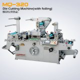 Automatic Die-Cutting Machine (with foiling) (MQ-320) Pharmceutical Equipment
