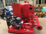 UL/FM Listed Fire Fighting Pump Package with Nfpa20 Standard.