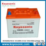 Best Price 12V 65ah Dry Charged Car Battery Automotive Battery