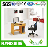 Simple Design Cart Computer Desk with Wheels (PC-17)