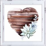 Decorative Picture Frame Modern Canvas Printing for Home Gift