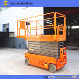 Hot! ! ! Shandong Tavol Self Propelled Automatic Hydraulic Battery Scissor Mobile Auto Ladder Lift