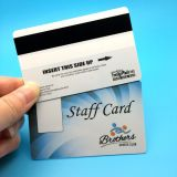 Colorful printing magnetic strip card for HOTEL AND RESORT access