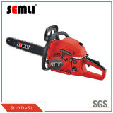 45cc 2-Stroke Gasoline Chainsaw for Cutting Use