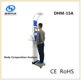Dhm-15A Ultrasonic Fat Mass, Body Composition BMI Height and Weight Scale