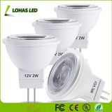 High Power MR11 GU10 2W 12V China LED Spotlight Bulb