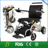 China Exported Lightweight Power Wheelchair Fits Easily Into Car Trunk