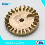 CNC Machining Parts for Brass Gear