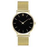Promotional Gift Custom Logo Lady Watch Brand Luxury Quartz Smart Watches Men Wrist Watch for Couple