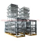 H Type Best Price High Quality Poultry Layer Chicken Cages