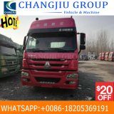 Used HOWO Tractor Truck 371HP 375HP 420HP 6X4 Sinotruk HOWO 10tyres Used Horse Tractor Head with Excellent Quality for Africa Sales