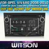 Witson Car DVD GPS for Opel Vivaro (W2-D8828L)