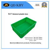 X17 General Plastic Turnover Storage Box Container