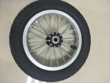 Black Air Tire 12-22 Inch with Popular Pattern