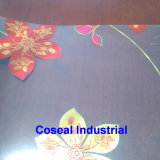 Printed Clear Plastic PVC Table Cloth
